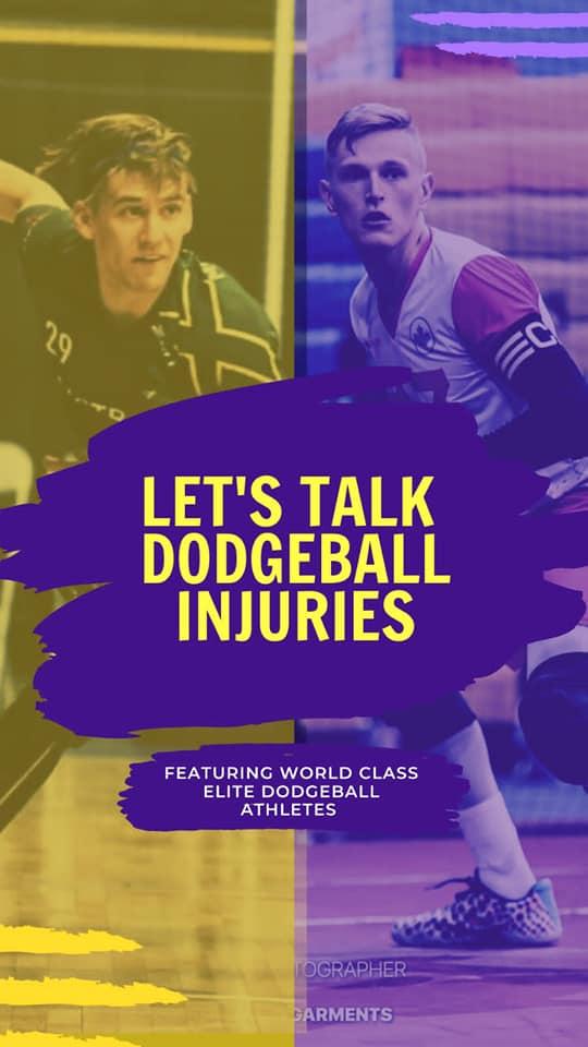 Let's Talk Dodgeball Injuries