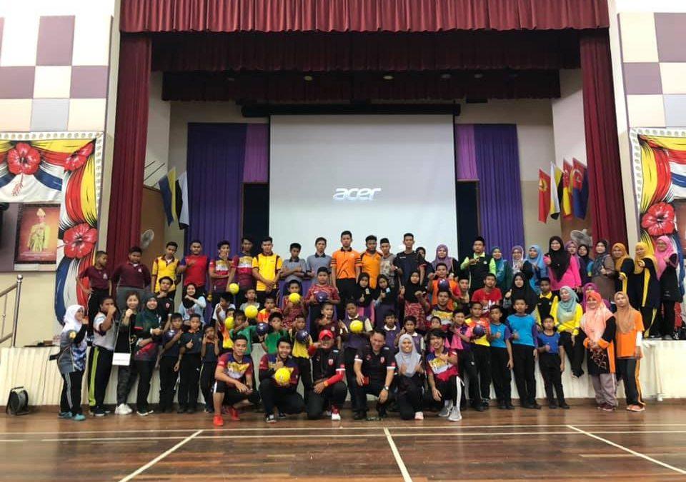 Awesomely From Persatuan Dodgeball Kelantan