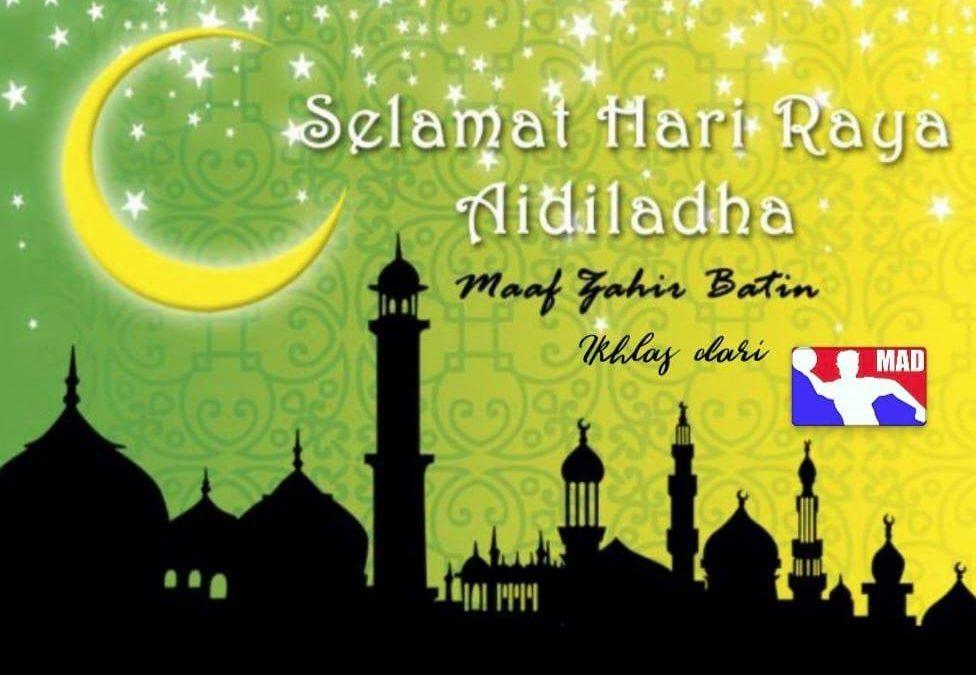 Happy Eid al-Adha Mubarak