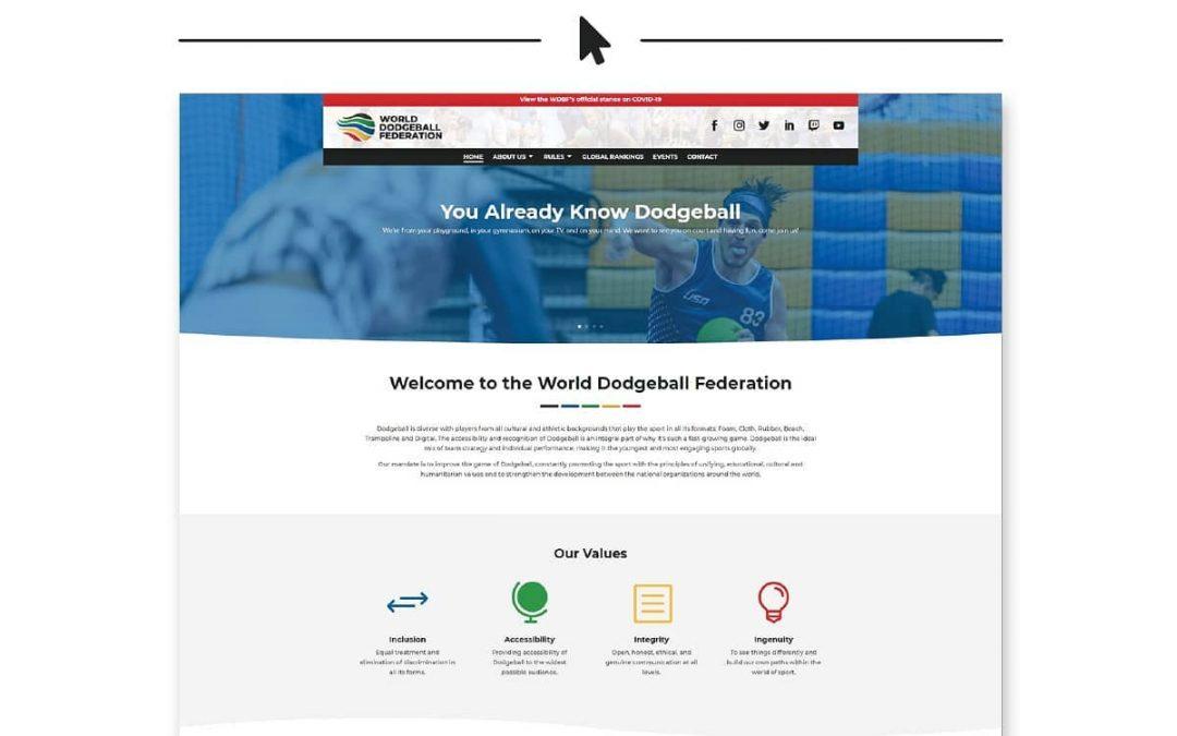 WDBF Website Is Live!