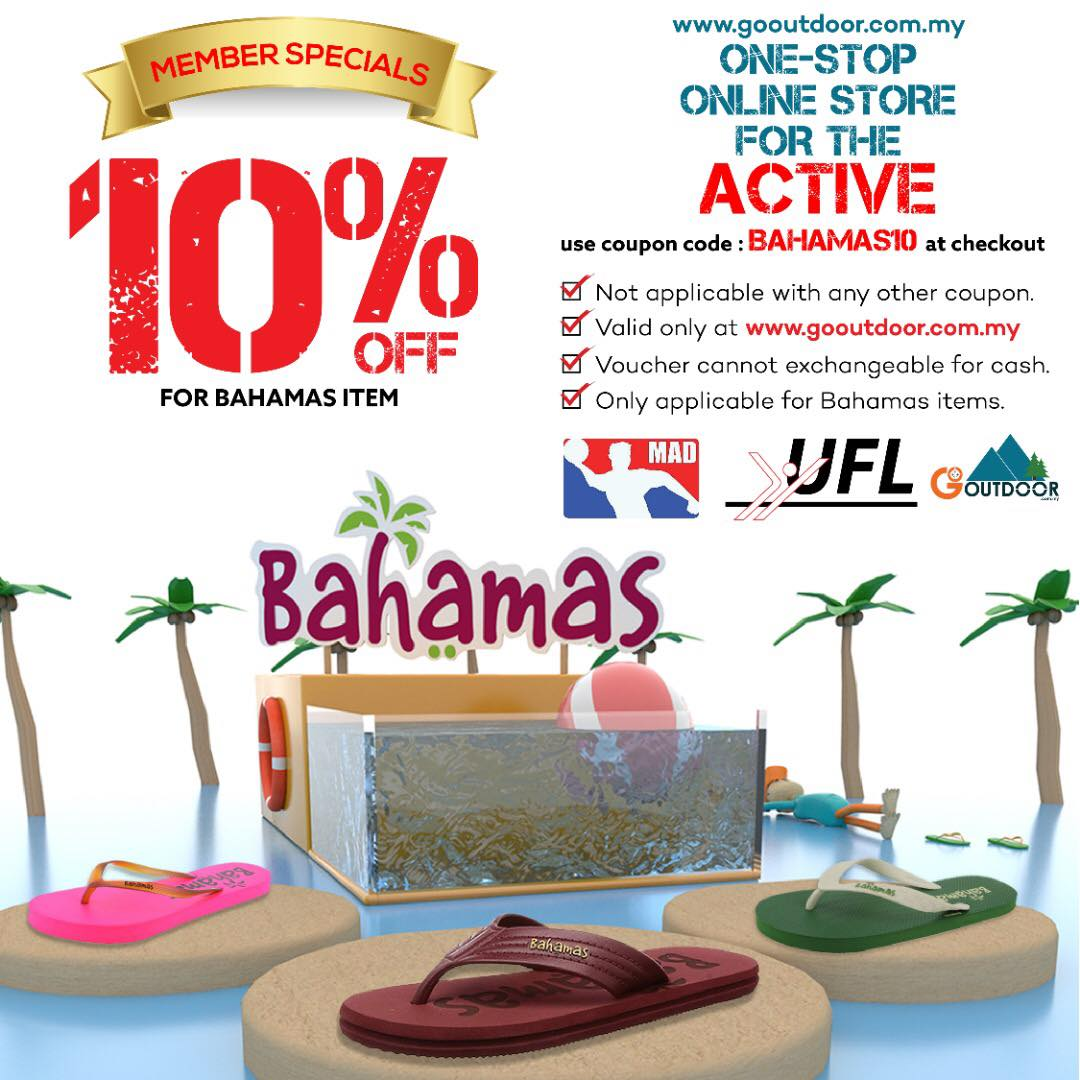 Bahamas Exclusive Offer For MAD Members!
