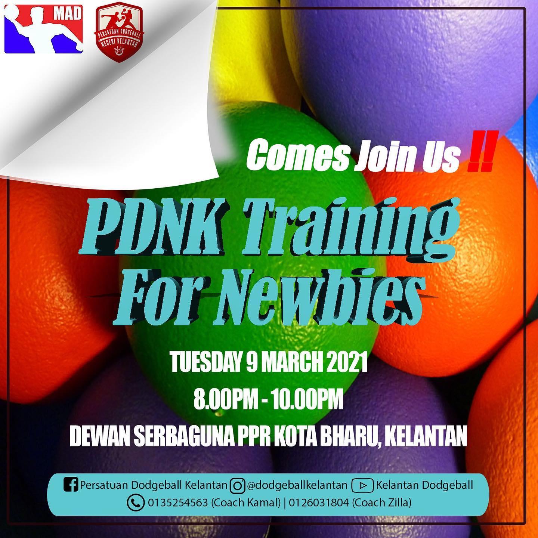 Dodgeball KDA (MAD) Training For Newbies