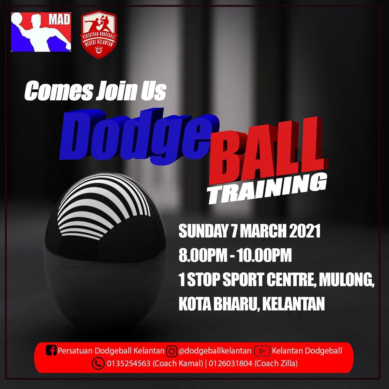 Dodgeball Action Is Back In Kelantan